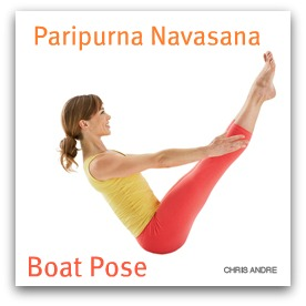 Boat Pose Yoga Journal